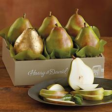 Organic Cream of the Crop Royal Riviera® Pears