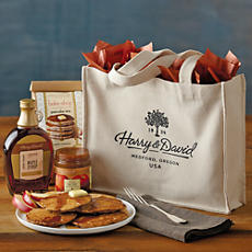 Apple Breakfast Tote Gift