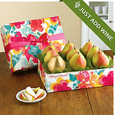 Mother's Day Pear Gift Box