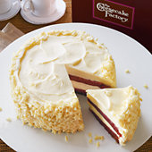 The Cheesecake Factory® Ultimate Red Velvet Cake Cheesecake™